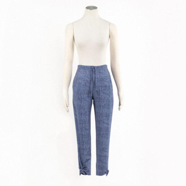 Spodnie Galle: Kolory Jeans lub Olive